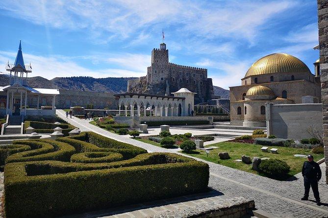 Borjomi - Rabati -Vardzia Private Full Day Tour from Tbilisi
