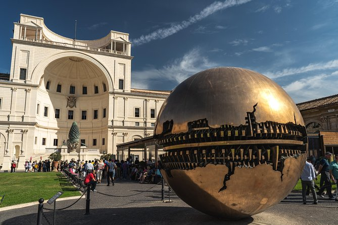 Vatican VIP Ultimate Early Entrance photo 10