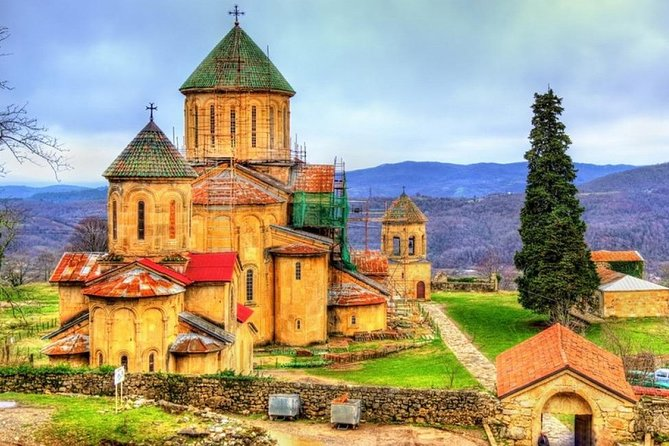 """Monasteries, Canyons and Caves around Kutaisi - By Tour Agency """"See Georgia"""""""