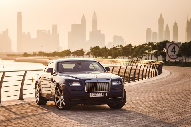 Dubai in Rolls Royce Dawn, sit behind the wheels of the most luxurious cars. photo 4