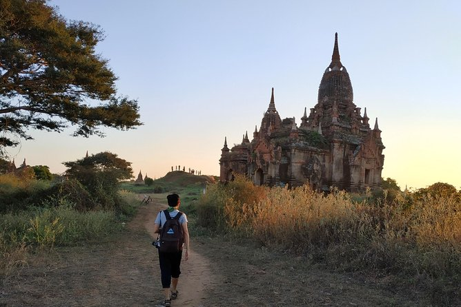 Bagan Temple Trekking Tour