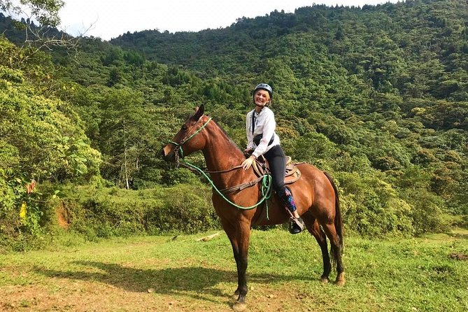 Authentic Colombian Horseback Ride