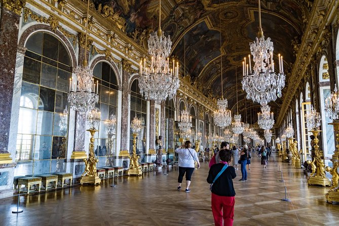 Small Group - Versailles Monarchy from Paris