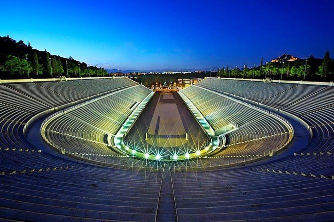 Athens Airport - Half Day Tour in Athens - Athens Airport