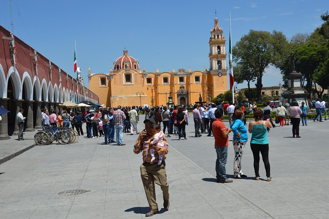 Safe Trip: Discover the Magical Towns of Puebla and Cholula ⭐Concierge Service⭐ photo 4