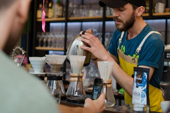 Coffee in Buenos Aires - Specialty coffee tour and tasting