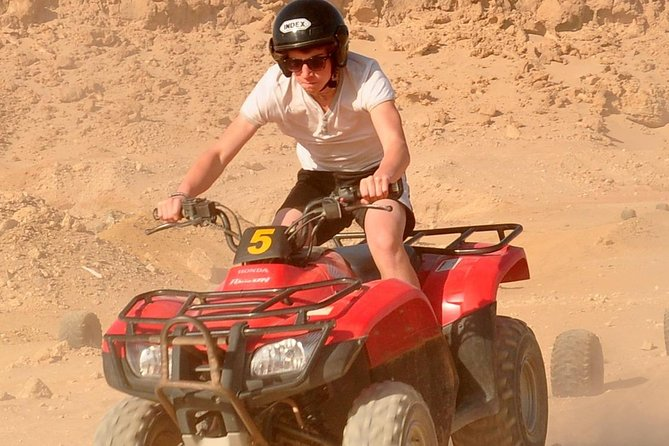 Five Hours Safari By Quad Bike - Hurghada