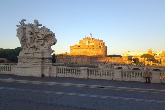 "VIP Shore Excursion ""Rome in a day"" tour from Civitavecchia cruise terminal"