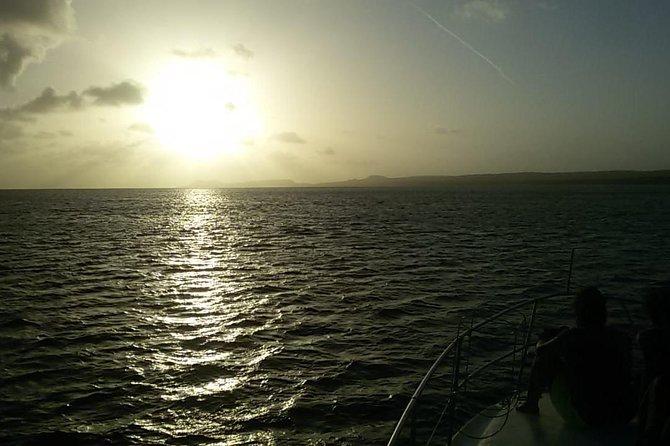 Sunset trip on Sherwanda yacht