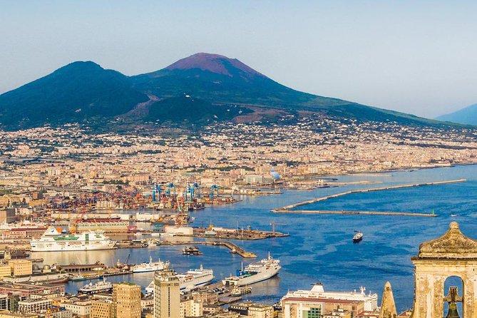 Naples Shopping & Pizza Private Escort Tour