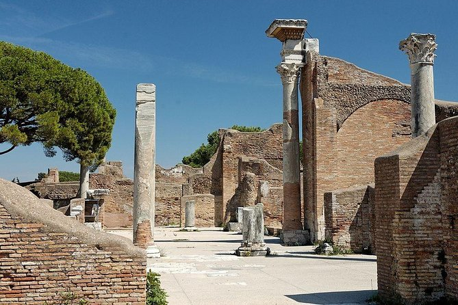 Ancient Ostia Ruins, private transfer photo 2