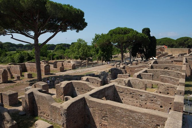 Ancient Ostia Ruins, private transfer photo 4
