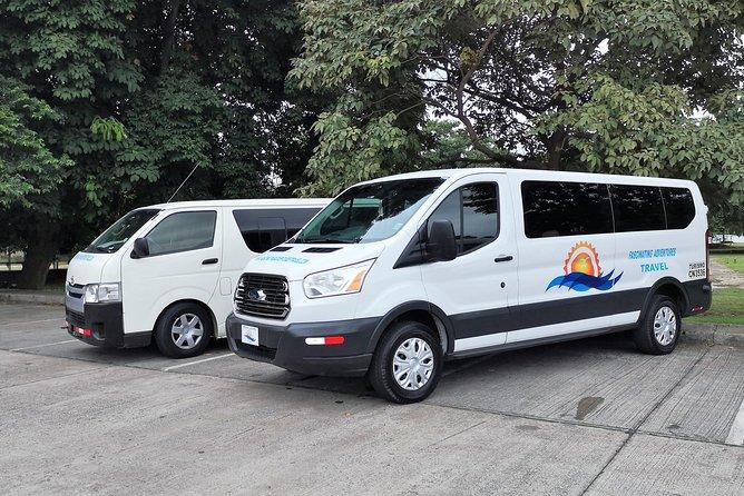 Transfer Panama City - Puerto de Colón