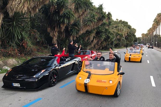GoCar Barcelona Experience