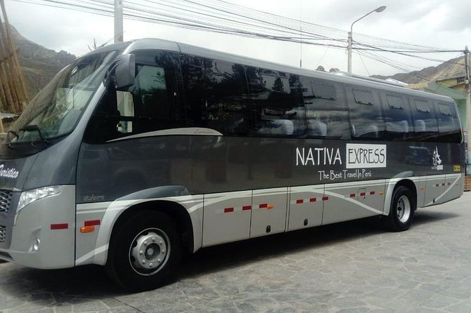 Turist Bus Colca Canyon (Chivay) To Puno