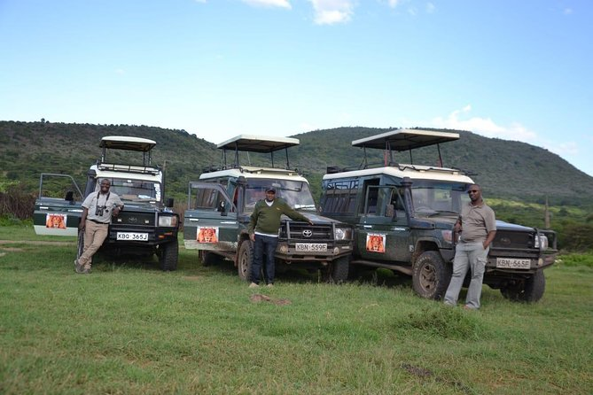 6 Days Amboseli, Lake Nakuru and Masai Mara photo 7