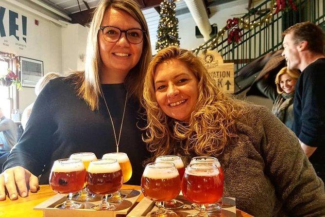 Brewery & Spirits Tour