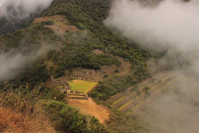 5-Day Choquequirao Trek to Machu Picchu