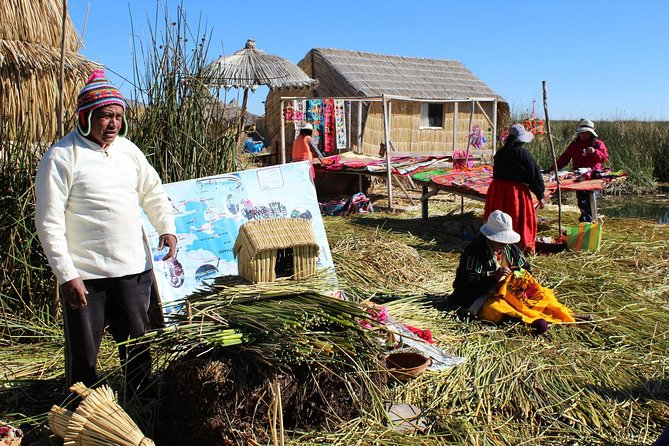 Tour Uros and Taquile in Speedboat (full day)