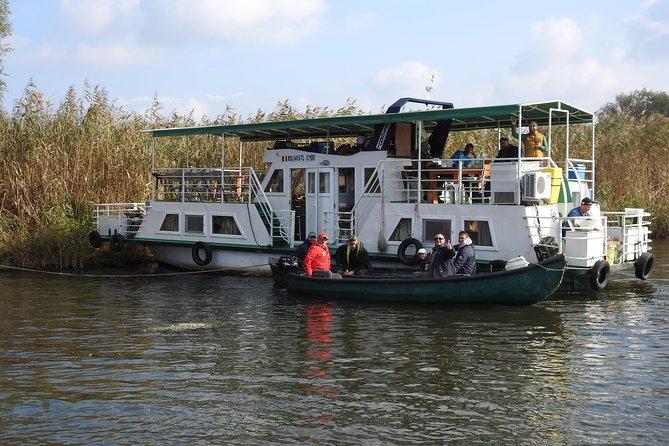 Private 2 Days Danube Delta Cruise
