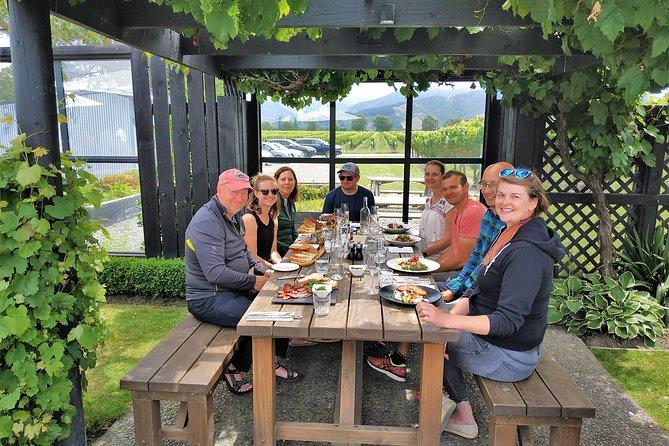 Picton Shore excursion: Marlborough wine region tour, 6 hours from Picton iSite