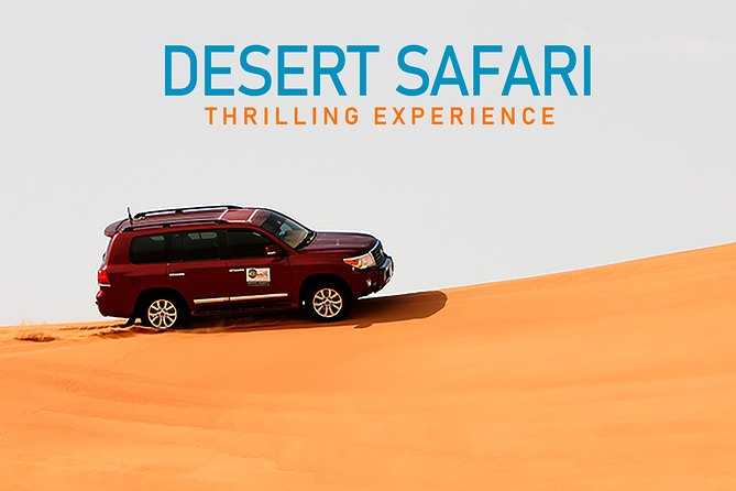 Evening Desert Safari Dubai photo 3