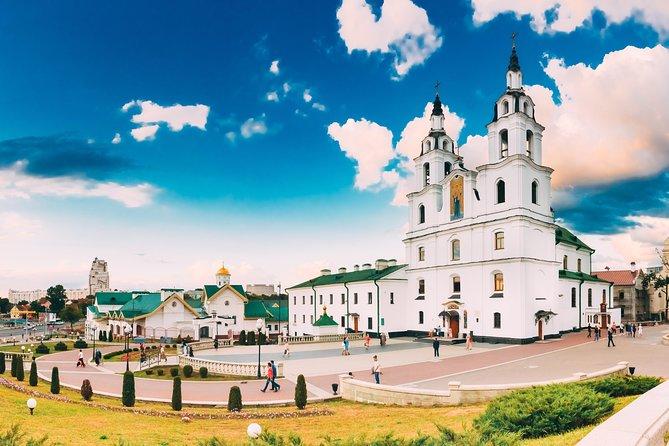 Sightseeing Minsk Walking Tour