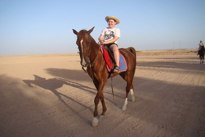 Two hours Horse Riding At Amazing Desert - Sharm ElSheikh photo 4