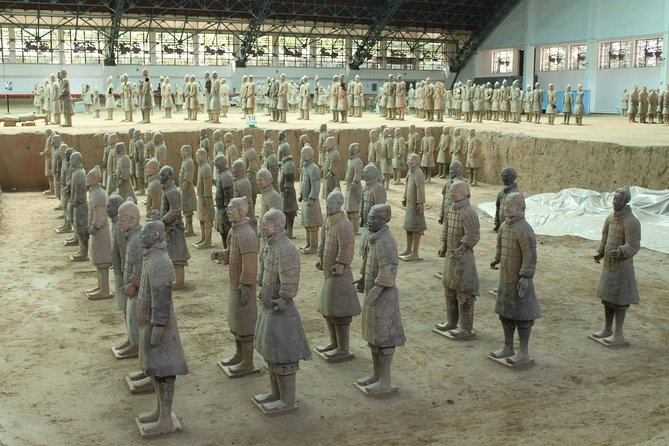 Terracotta Warriors Visit with Xian Highlights of Your Choice photo 3