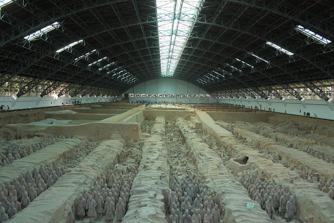 Terracotta Warriors Visit with Xian Highlights of Your Choice photo 6