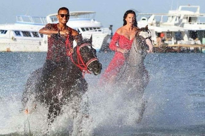 Two hours Horse Riding At Amazing Desert And sea - Hurghada photo 1