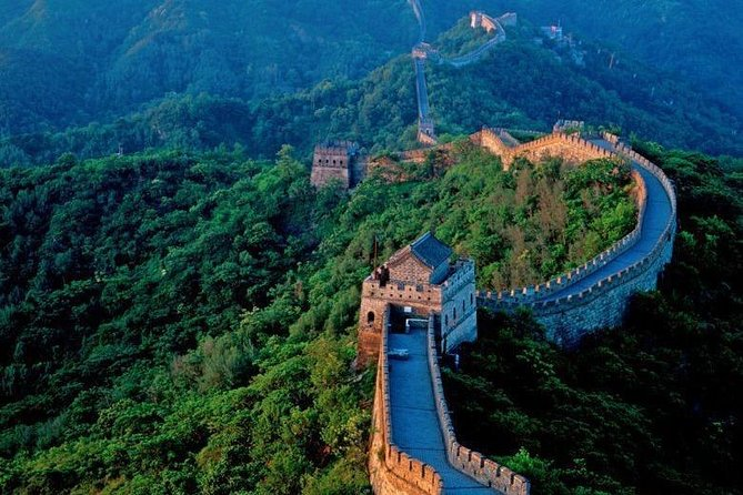 Beijing Private Full-day Tour: Mutianyu Great Wall, Drum Show and Hutong Tours
