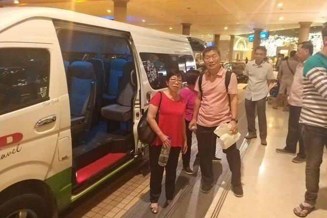Kuala Lumpur International Airport Transfer