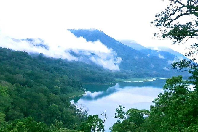 Pucak Manik Waterfall, Handara Gate, Wanagiri , Ulun Danu and Tanah Lot Temple