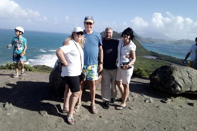 D.A.C Excursion Beach Tour Of St. Kitts