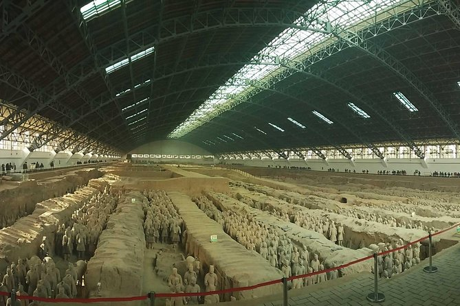 Terracotta Warriors Visit with Xian Highlights of Your Choice photo 2