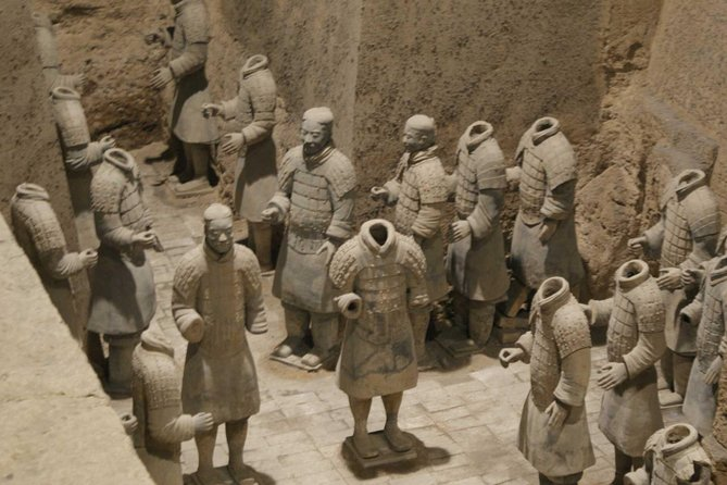 Terracotta Warriors Visit with Xian Highlights of Your Choice photo 8