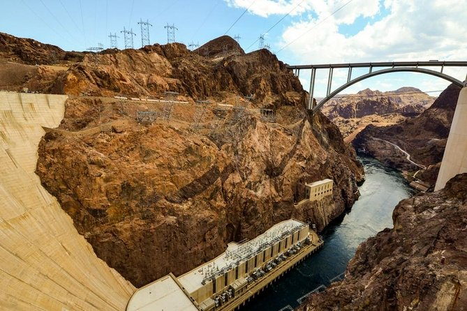 Hoover Dam Half Day Tour With Admission Fee for the Visitor Center photo 4
