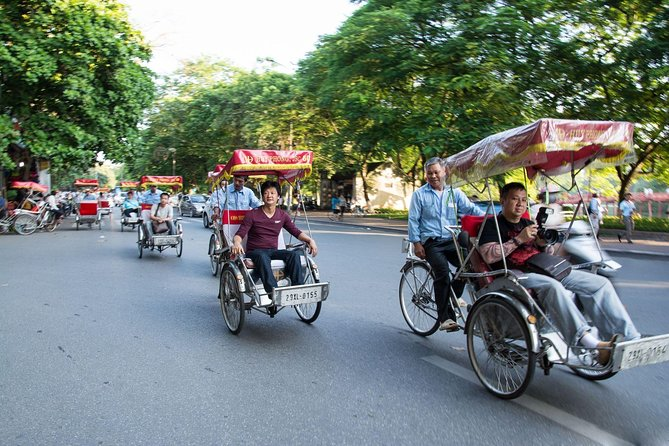 Cyclo In Ho Chi Minh City Half day tour