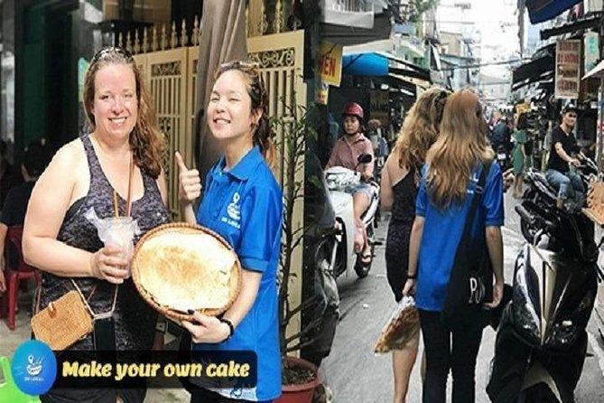 Saigon Noon And Taste Tour
