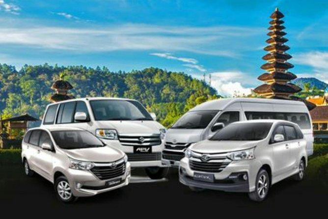 Bali car charter service