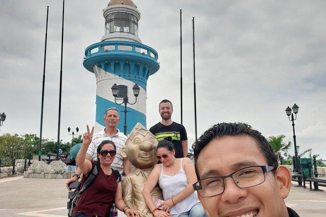 Private Guayaquil City Tour and Historic Park Visit