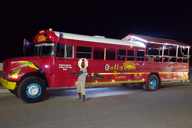 Belize Party Bus ULTIMATE Evening / Night Time Experience! ( FRIDAYS ONLY! ) photo 4