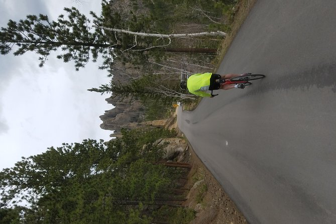 Southern Black Hills Bicycle Tour - Private