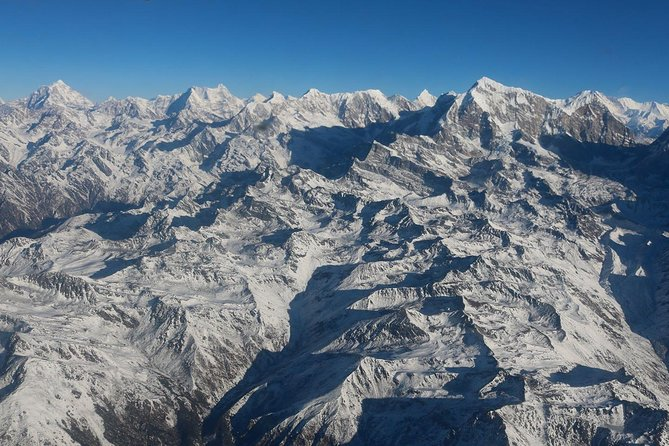 1 Hours Everest Mountain Flight From Kathmandu