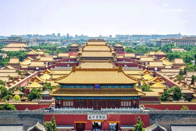 4-Hour Private Deep Tour Tiananmen SquareForbidden City by Public Transportation