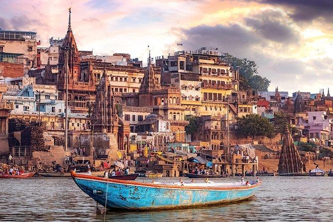 8-Days Delhi,Varanasi,Agra and Jaipur.includes,Hotel,Vehicle And Train Tickets.