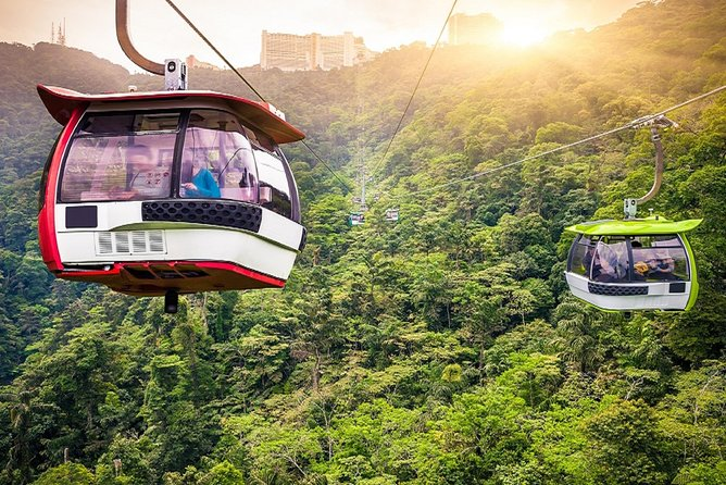 Private Genting Highland Tour With Cable Car Ride & Batu Caves