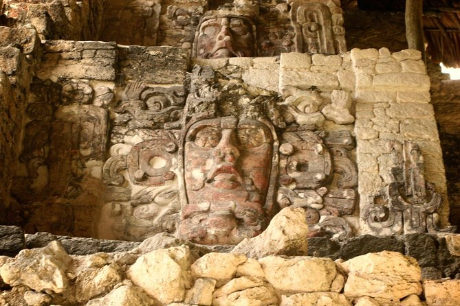Ancient Kohunlich Mayan Ruins Guided Tour from Costa Maya