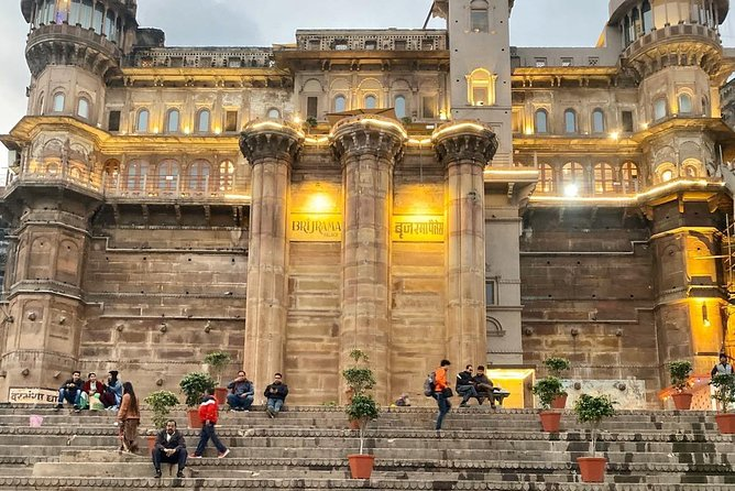 Private Full-Day Varanasi Tour with Boat Ride